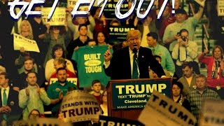 GET EM OUT ! - Donald Trump (Prod. by Yako) - OFFICIAL VIDEO