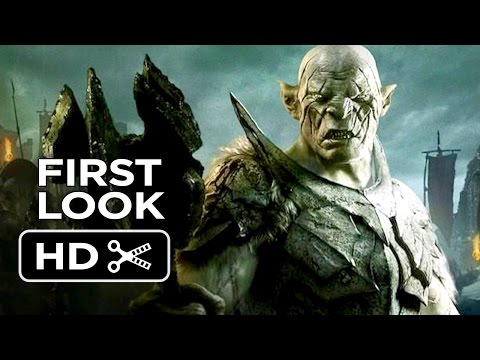The Hobbit: The Battle of the Five Armies Banners First Look (2014) - Martin Freeman Movie HD