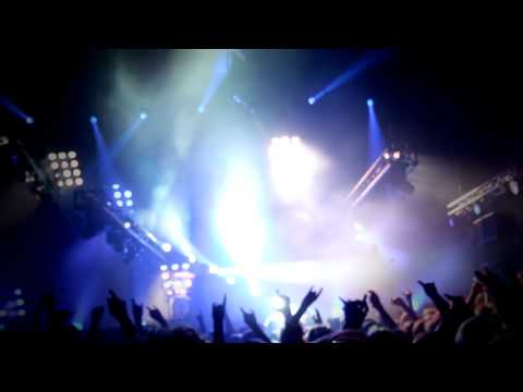 In Flames - the Mirror's truth (Live at scandinavium in Göteborg, Sweden 2011)