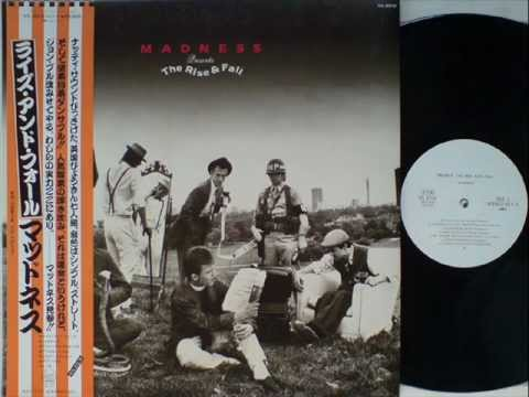 MADNESS - MEGAMIX - MEDLEY - (MADNESS PRESENTS THE RISE AND FALL ALBUM)