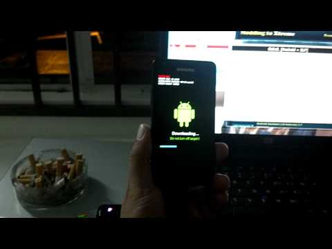 Revive bricked Galaxy S2 I9100 using USB Jig [HD].mp4