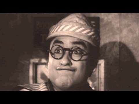 Kishore Kumar Best Comedy Scenes Half Ticket - Jukebox 54