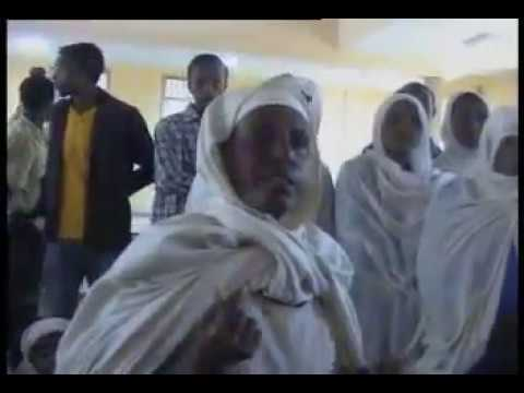 An Ethiopian Women claims to be Virgin Marry Speaks - Part 3