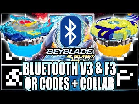 beyblade qr codes legendary