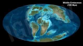 Eras geológicas: Precámbrica, Paleozoica, Mesozoica y Cenozoica [IgeoSchool]