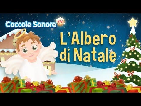 L'albero di Natale - Italian Songs for children by Coccole Sonore
