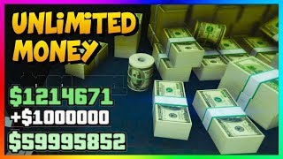 *NEW* BEST GTA 5 ONLINE UNLIMITED MONEY METHOD! - How To Make Money FAST & EASY 1.46! XB1/PS4/PC
