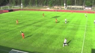 Highlights AFC United - Selånger SK