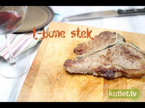 T-bone Stek - Kotlet.TV