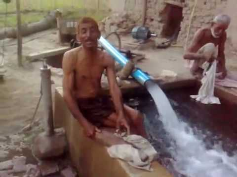 Desi Baba Wash In  Suit video