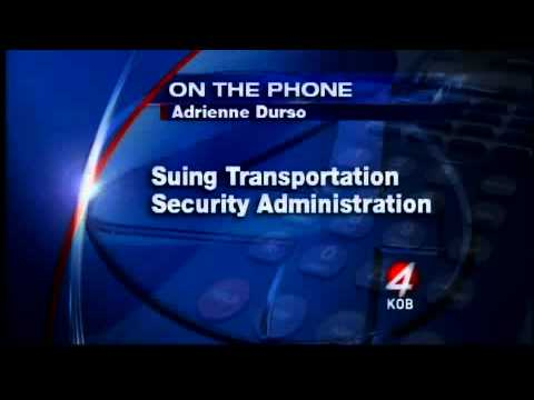 Woman suing TSA over alleged invasive search at Sunport