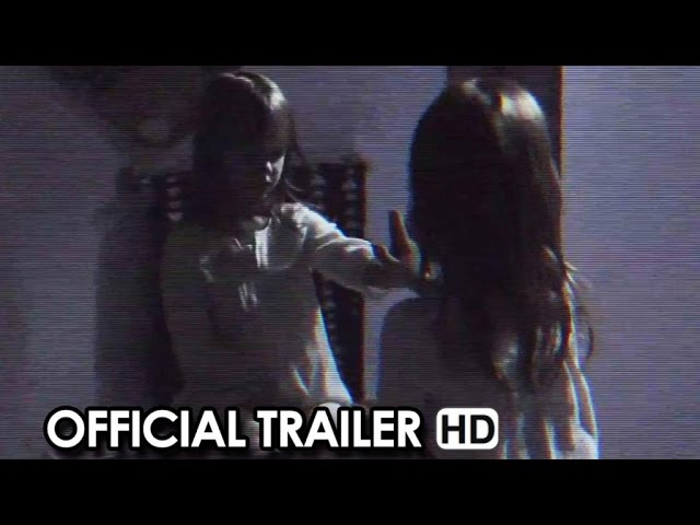 Paranormal Activity: The Ghost Dimension Official Trailer (2015) HD