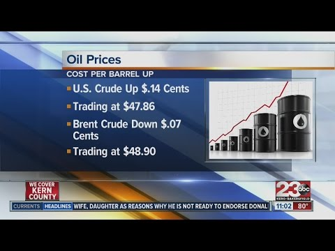 Oil prices see slight bump