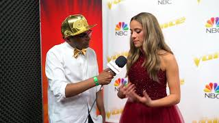 Download Lagu Exclusive Interview With The Voice Season 14 Winner Brynn Cartelli Gratis STAFABAND