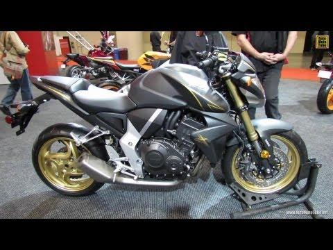 2013 Honda CB1000R Extreme - Walkaround - 2012 Toronto Motorcycle Show