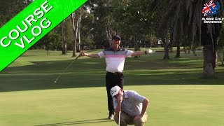 REDCLIFFE GOLF CLUB COURSE VLOG with GRAHAM ARNOTT PART 7