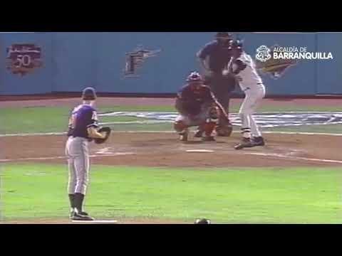 Hit de Oro, Edgar Rentería serie mundial 1997.