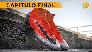 LTIMA BOTA EXCLUSIVA de CRISTIANO RONALDO Nike Mercurial CR7