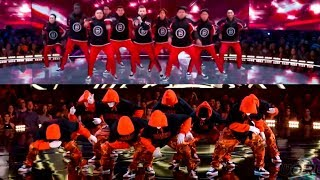 New Brotherhood VS Jabbawockeez VS Kinjaz || The Duels - Besst Dance Of The World