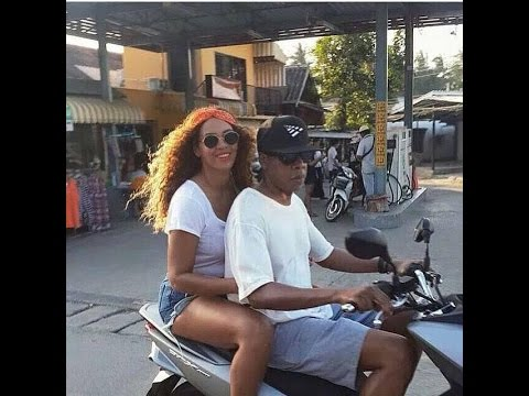 Beyonce & Jay Z Travel in Phuket Thailand (They're so cute ^^)