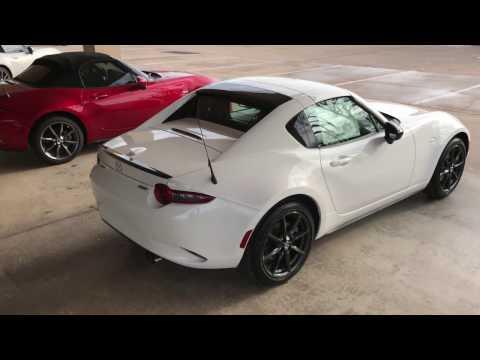 2017 Mazda MX-5 Miata RF Review!