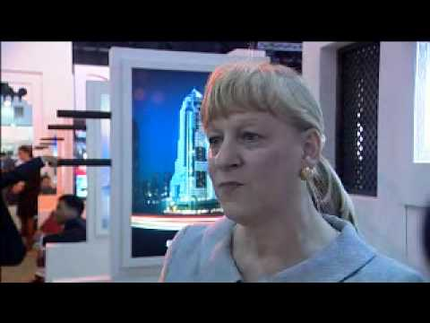 Pam Wilby, GM, Royal Meridien & Grosvenor House Hotels @ ATM 2009