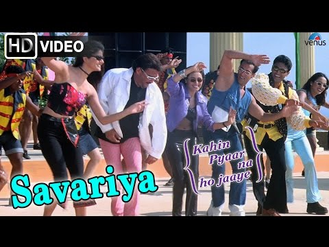 Savariya (HD) Full Video Song | Kahin Pyaar Na Ho Jaaye | Salman...