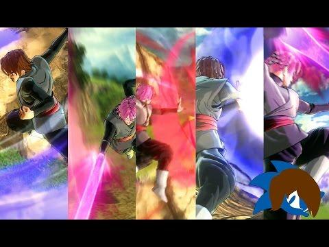 Dragon Ball Xenoverse 2: How To Get Divine Lasso, Super Black Kamehameha & More! - Johnic Adventure