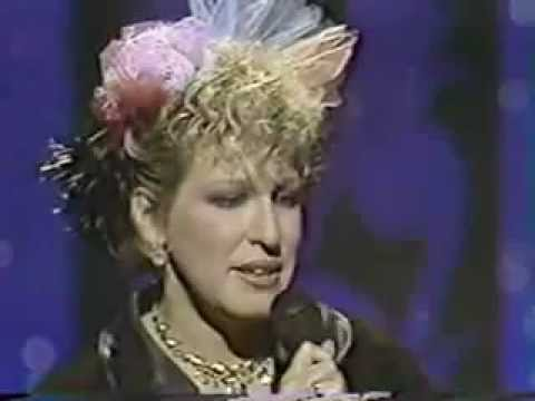 Bette Midler - Come Back, Jimmy Dean