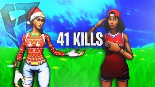 41 KILLS Duo vs Squad | ApoKxwaii & ApoLetShe