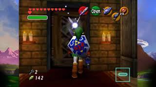 Legend of Zelda - Ocarina of Time - Episode 9