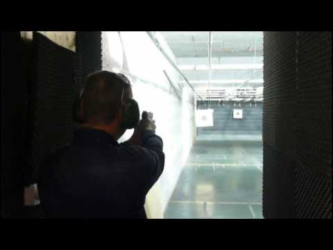 Shooting my H&K P30L with the Viridian X5L Laser