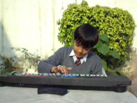 city school student shah masoom pashto song.AVI