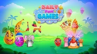 Daily Fun Games Game Movie | Baby Games Collection For Kids | Baby Hazel Games