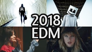 Pop Songs World 2018 - Best Of Party Mashup
