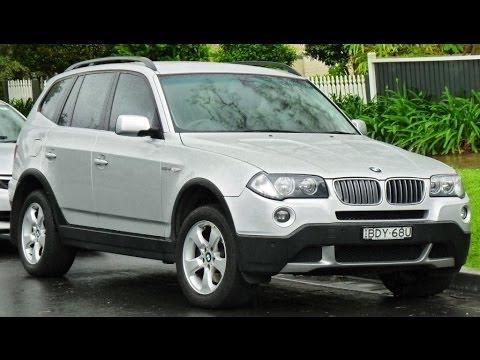 Наши Тесты BMW X3 дизель