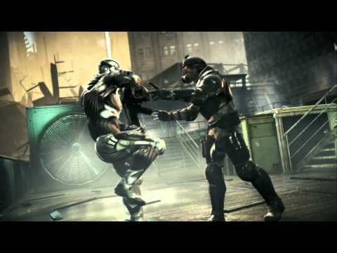 Crysis 2 - Nano Suit 2 Presentation trailer - FULL HD 1920x1080 - ORIGINAL