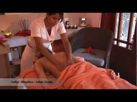 Body massage indian ocean spa sofitel Mauritius