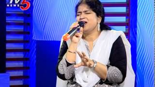 Singer Usha Sings You're Still The One : Shania Twain Song | TV5 Exclusive Interview