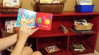 TEACHING CHILDREN LANGUAGE (0 TO 6 YEARS) by Dianna Apineru: Books for Counting (GBB)