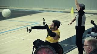 2019 Durham Parasports Wheelchair Rugby