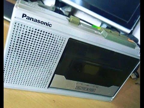 Panasonic RQ 341- Review/Teardown