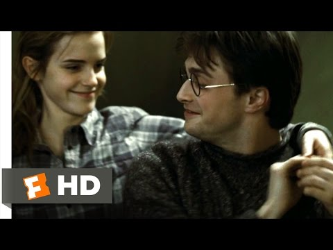 Harry Potter And The Deathly Hallows: Part 1 (1/5) Movie CLIP - Dance O Children (2010) HD