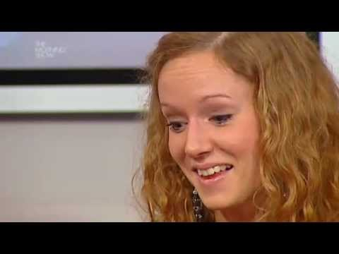 Utya island massacre survivor Elin L'Estrange on TV3 Morning Show