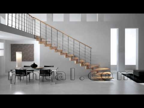 Scale per interni di rintal spa youtube - Rintal scale forli ...