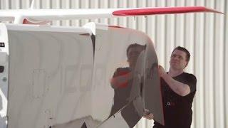 ICON A5 Walkaround - Wingfold