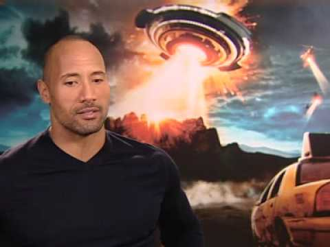 Dwayne Johnson is human too! Video