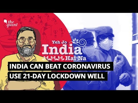Download  India Can Beat Coronavirus: Explained Using Two Buckets | The Quint Gratis, download lagu terbaru