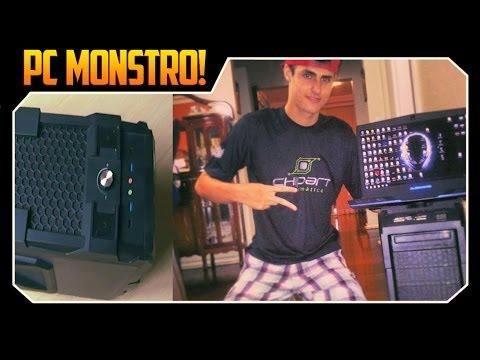 PC MONSTRO! PARCERIA