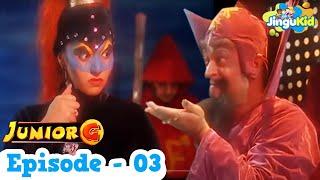 Junior G - Episode 03   HD Superhero TV Series   Superheroes & Super Powers Show for Kids